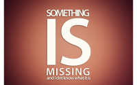 something_is_missing_by_sufined